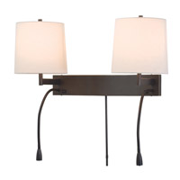 House of Troy Eco 4 Light Wall Swing in Oil Rubbed Bronze ECO425-2-OB