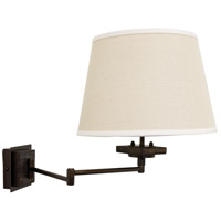 House of Troy FH375-CHB Farmhouse 1 Light 15 inch Chestnut Bronze Wall Lamp Wall Light