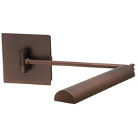 House of Troy Generation LED Swing-Arm Wall Lamp in Chestnut Bronze G375-CHB