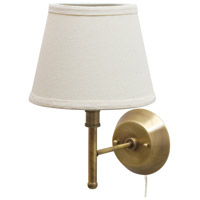 House of Troy GR901-AB Greensboro 1 Light 9 inch Antique Brass Wall Lamp Wall Light photo thumbnail
