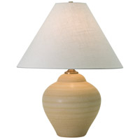 House of Troy Scatchard 1 Light 22-in Table Lamp in Oatmeal GS130-OT