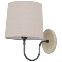 House of Troy Scatchard 1 Light Wall Lamp in Oatmeal GS725-OT