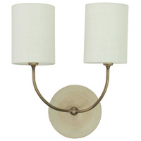 House of Troy Scatchard 2 Light Wall Lamp in Oatmeal GS775-2-ABOT