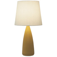 House of Troy Scatchard 1 Light Table Lamp in Mustard Seed GS850-MS