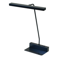 House of Troy Horizon 0 Light Desk Lamp in Black HLED100-7 photo thumbnail