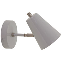 House of Troy K175-GR Kirby LED 5 inch Gray Wall Lamp Wall Light photo thumbnail