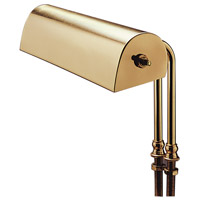 Lectern 7 inch 60 watt Polished Brass Task Light Portable Light