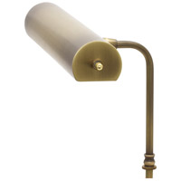 Signature 8 inch 4.5 watt Antique Brass Lectern Lamp Portable Light