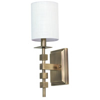 House of Troy Lake Shore 1 Light Wall Lamp in Antique Brass LS204-AB