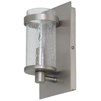 Lake Shore 1 Light 5 inch Satin Pewter Wall Lamp Wall Light