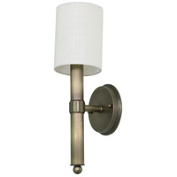 House of Troy Lake Shore 1 Light Wall Lamp in Antique Brass LS207-AB