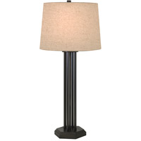 House of Troy Lake Shore 1 Light Table Lamp in Oil Rubbed Bronze LS651-OB photo thumbnail