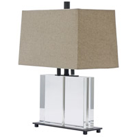 House of Troy Marquis 2 Light Table Lamp in Oil Rubbed Bronze M554-OB