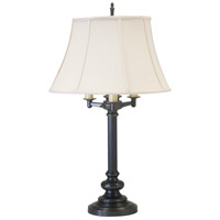 House of Troy Newport 4 Light Table Lamp in Oil Rubbed Bronze N650-OB