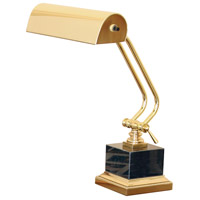 House of Troy Piano and Desk 1 Light Piano Lamp in Polished Brass P10-101-B