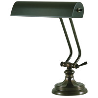 House of Troy Piano or Desk 1 Light Desk Lamp in Mahogany Bronze P10-123-81