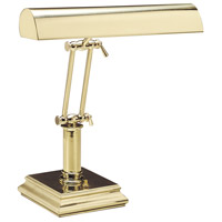 House of Troy Piano and Desk 2 Light Piano Lamp in Polished Brass P14-201