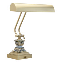 House of Troy Piano/Desk Lamp Satin Brass Table Lamps P14-262 photo thumbnail