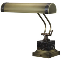 Steamer 13 inch 60 watt Antique Brass/Mahogany Bronze Piano/Desk Lamp Portable Light