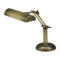 House of Troy Piano or Desk 1 Light Desk Lamp in Antique Brass PH10-171-AB