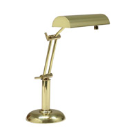 House of Troy Piano and Desk 1 Light Piano Lamp in Polished Brass PH10-171-PB photo thumbnail