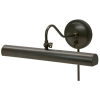 House of Troy Library 2 Light Library Lamp in Oil Rubbed Bronze PL16-OB