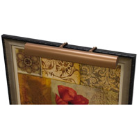 House of Troy Classic Traditional 3 Light Picture Light in Bronze T21-5 photo thumbnail