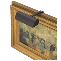 House of Troy T4-81 Classic Traditional 15 watt 4 inch Mahogany Bronze Picture Light Wall Light photo thumbnail