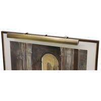 House of Troy T42-71 Classic Traditional 240 watt 42 inch Antique Brass Picture Light Wall Light photo thumbnail