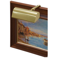 House of Troy Classic Traditional 1 Light Picture Light in Polished Brass T5-61