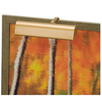 House of Troy Classic Traditional 1 Light Picture Light in Gold T9-1-CA photo thumbnail