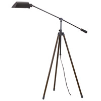 House of Troy Tripod 1 Light Floor Lamp in Oil Rubbed Bronze TR275-OB photo thumbnail
