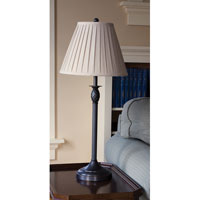 House of Troy Vergennes 1 Light Table Lamp in Oil Rubbed Bronze VG450-OB photo thumbnail