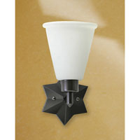 House of Troy Decorative Wall 1 Light Wall Lamp in Oil Rubbed Bronze WL651-OB photo thumbnail