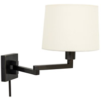 House of Troy WS720-OB Wall Swing Arm 1 Light 10 inch Oil Rubbed Bronze Wall Lamp Wall Light