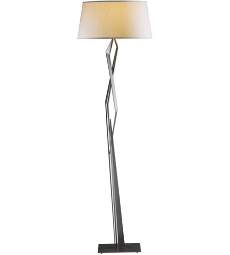 Hubbardton Forge 232850-1101 Facet 66 inch 100 watt Natural Iron Floor Lamp Portable Light 232850-SKT-07-SE2011_5.jpg