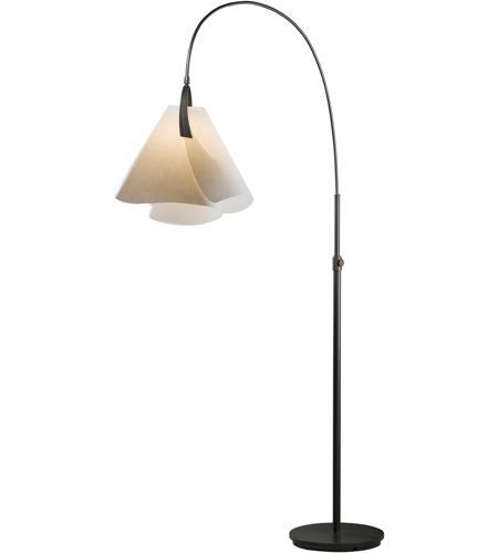 fbd1dec410a96 Hubbardton Forge 234505-1023 Mobius 100 watt Soft Gold Arc Floor Lamp  Portable Light photo