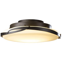 Hubbardton Forge 126742-1017 Flora LED 24 inch Gold Flush Mount Ceiling Light