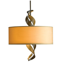 Hubbardton Forge 137685-1056 Folio 3 Light 22 inch Burnished Steel Pendant Ceiling Light thumb