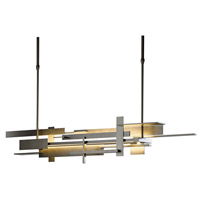 Hubbardton Forge 139720-1033 Planar LED 9 inch Gold Pendant Ceiling Light, Large