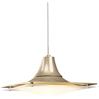Hubbardton Forge 161120-1001 Hood 1 Light 10 inch Soft Gold Mini Pendant Ceiling Light