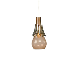 Hubbardton Forge 161160-1002 Colette 1 Light 6 inch Vintage Platinum Mini Pendant Ceiling Light