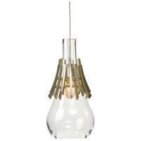 Hubbardton Forge 161160-1009 Colette 1 Light 6 inch Soft Gold Mini Pendant Ceiling Light