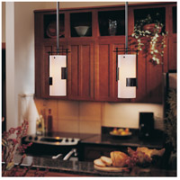 Hubbardton Forge 185400-1066 Fullered Impressions 1 Light Dark Smoke Mini Pendant Ceiling Light