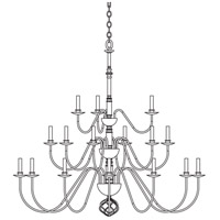 Hubbardton Forge Ball Basket Chandeliers