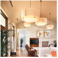 Hubbardton Forge 194630-1495 Exos 3 Light 31 inch Natural Iron Pendant Ceiling Light, Large 194630-SKT-07-SF2499-SF3099_2.jpg thumb