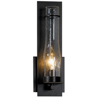 Hubbardton Forge 204250-1002 New Town 1 Light 4 inch Dark Smoke ADA Sconce Wall Light