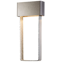 Hubbardton Forge Burnished Steel Wall Sconces