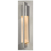 Hubbardton Forge 206420-1000 Axis 1 Light 5 inch Vintage Platinum ADA Sconce Wall Light Small