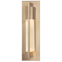 Hubbardton Forge 206420-1001 Axis 1 Light 5 inch Soft Gold ADA Sconce Wall Light Small